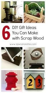 Woodworking Projects Gift Ideas by 59 Best Scrap Wood Projects Images On Pinterest Scrap Wood