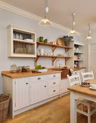 cottage kitchen furniture best 25 cottage kitchens ideas on