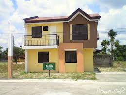 4 bedroom 2 storey house for sale in mabalacat philippines for