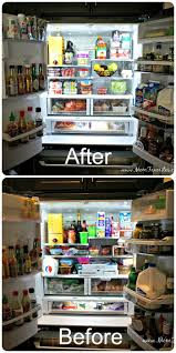 tips for cleaning the refrigerator forks and folly