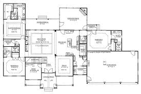craftsman floorplans sprawling craftsman hwbdo77469 craftsman from builderhouseplans
