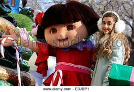 grande at the macy s thanksgiving day parade