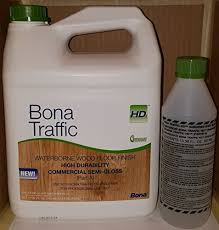 amazon com bona traffic hd commercial semi gloss home improvement