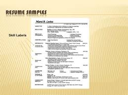 Effective Resume Writing Samples by Resume Tips For Effective Resume Writing