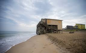 beach house on stilts on north carolina u0027s outer banks a preview of what might be in