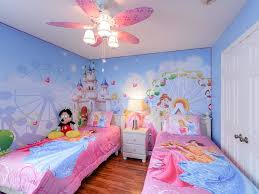 Cute Bedrooms Fairytale Interior Of Cute Bedroom Ideas Feat Disney Wall Theme