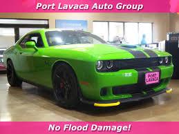 dodge challenge srt 2017 dodge challenger srt hellcat 2dr car in port lavaca