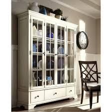 Curio Cabinets Pair Chinas U0026 Curios Living Room Rc Willey