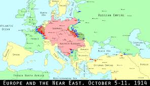 Cold War Germany Map Wwi Centennial The Fall Of Antwerp Mental Floss