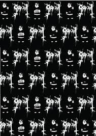 black and white christmas wrapping paper black metal wrapping paper christmas christmas paper i mad flickr