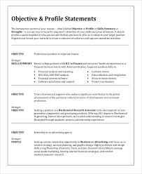 sle resume objective statements for internships resume sle objective statements 28 images social worker