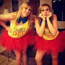 Tweedle Dee And Tweedle Dum Costumes Halloween Costumes For Best Friends Popsugar Love U0026