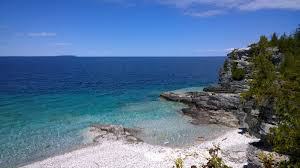 tobermory dazzled by blue waters toronto star