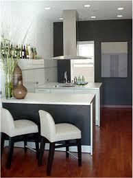 red color for small kitchen design for interior design kitchen