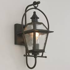 Carriage Light Outdoor Lighting Wall Lights Sconces U0026 Lanterns Shades Of Light