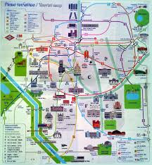 Madrid Map One Week Tour In Madrid What To Visit In Seven Days In Madrid