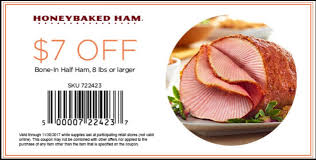 thanksgiving feast honeybaked ham coupons the of real