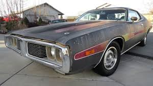 Barn Fresh Cars Fresh 340 1973 Dodge Charger Rallye Coupe