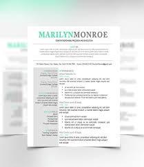 creative resume template microsoft word microsoft templates