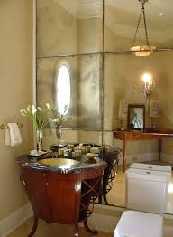 powder bathroom ideas magnificent large wall mirror decorating ideas images in powder