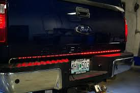 2014 ram 1500 tail lights beautiful tailgate light bar or 17 recon tailgate light bar wiring