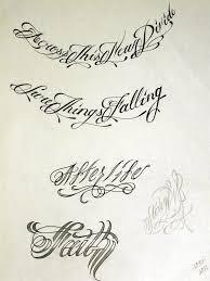 tattoo script 2 by stevenworthey on deviantart