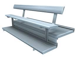 aluminum stadium seating sturdisteel