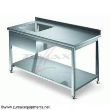 work tables work table with sink manufacturer from greater noida