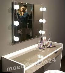 Schlafzimmer Spiegel Mit Beleuchtung Staud Sinfonie Plus Schminktisch Frisiertisch Weiß Spiegel Mit