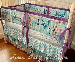 Teal And Purple Crib Bedding 306 Best Baby Bedding And Nursery Wall Decor Images On Pinterest