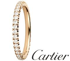 cartier alliances alliance diamants en or de cartier jewelry accessories
