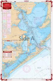 map of galveston coverage of galveston bay navigation chart marine map 111