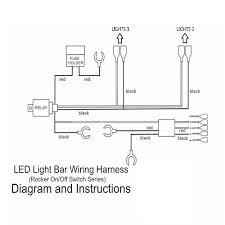 led toggle switch wiring diagram dolgular com