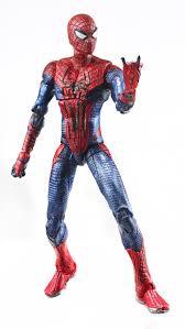 amazing spider man movie figure the toyark news