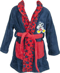Robe De Chambre Minnie by Disney Mickey Mouse Robe De Chambre Peignoir Marine 8 Ans 128