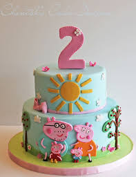 Peppa Pig Birthday Decorations 250 Best Edinas 2nd Birthday Ideas Images On Pinterest Pig Party