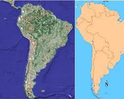 parana river map quiz 4 south america