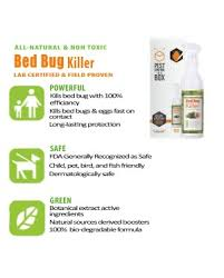 What Kills Bed Bugs Naturally Bed Bug Killer Spray 300ml