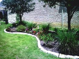Landscaping Borders Ideas Image Of Landscaping Borders Ideas Around House Best Trees