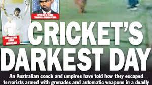 The Latest Terrorist Lanka The Lahore Attack In Focus Cricket News Espn Cricinfo
