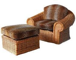 Leopard Armchair Vintage Leopard Chair Etsy