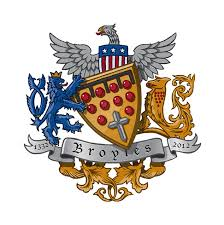family crest coat of arms for the broyles a st louis metro east