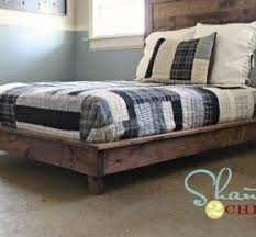 wood bed platform u2039 decor love