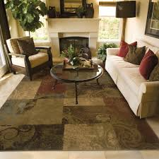 5 By 5 Rug Magnificent Scroll Area Rugs