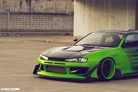 custom nissan 240sx s14 nissan silvia s14 tuning custom wallpaper 1680x1120 797274