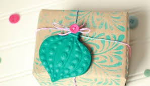 easy sew mixed media ornaments with canvas and burlap