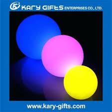 bud light party ball light up pool ball china led garden ball light for decoration