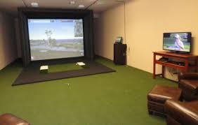 golf simulator terradyne country club