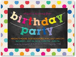 birthday invitation 2nd birthday invitations shutterfly