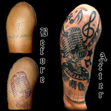 best tattoo cover up artist california san diego tattoo artist